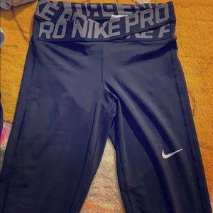 Nike Leggings - 7/8 tights
